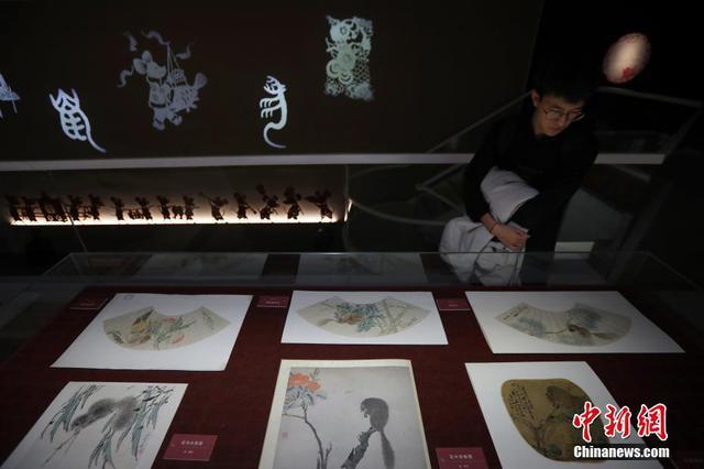 南京博物院藏鼠文物特展亮相