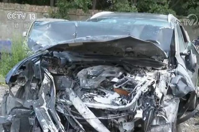 女司机醉驾玛莎拉蒂撞宝马案今开庭,事故致2死4伤