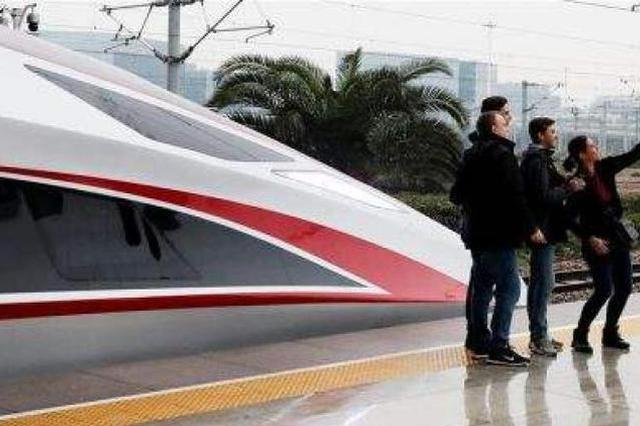 中国最赚钱高铁来了!