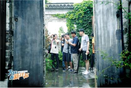 漫步青果巷 与江南水乡亲密邂逅