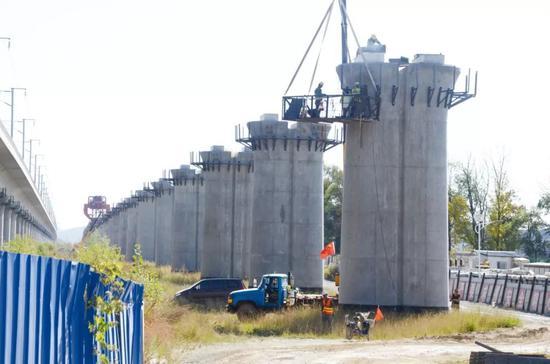 敦化至白河高速铁路 预计提前完工!