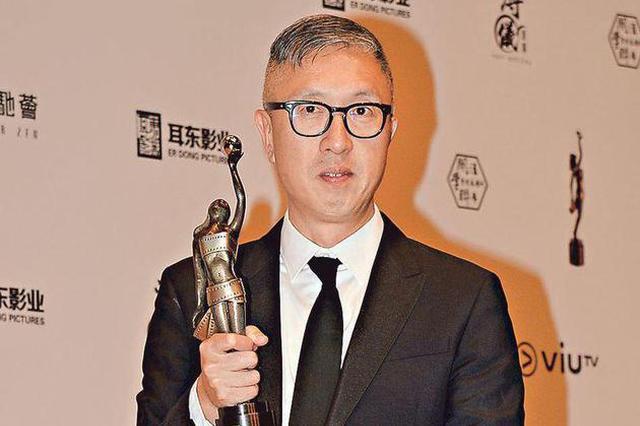 庄文强否认《无双》抄袭:得奖不是我决定