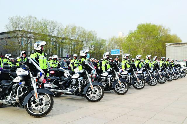 长春交通乱象整治行动打响 从严整治十类交通违法