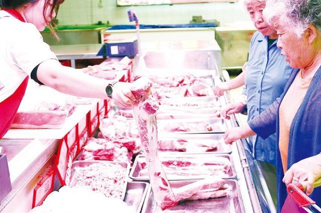 延吉市猪肉价格4连跳 预计10月将再次上涨!