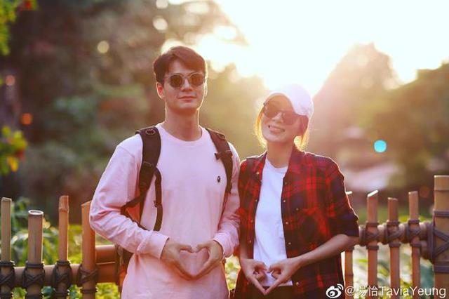 杨怡公布怀孕喜讯 马国明暖心送祝福:鱼仔好幸福