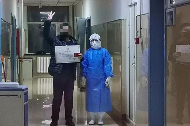 吉林省8位新冠肺炎治愈者捐献血浆!