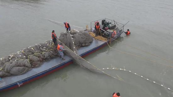 查干湖:发展生态渔业模式 擦亮金字招牌