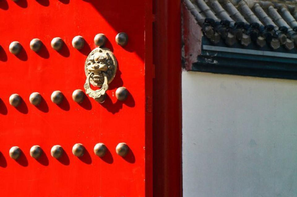 孔子文化园 感受文化传承之美