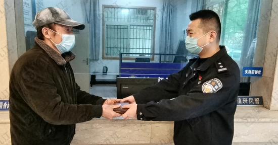 黄梅男子十万欠条遗失九江 浔阳黄梅警方联动原物归还