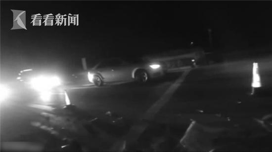 """男子醉驾出事故 竟甩锅给""""代驾"""":他跑了"""