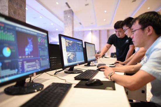 信州区社区网格化服务管理指挥调度中