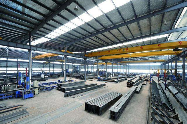 江西:培育10家以上年产值超10亿元钢结构企业