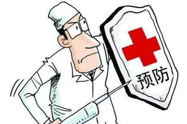 今年7月江西报告法定传染病2.2万例 死亡56人