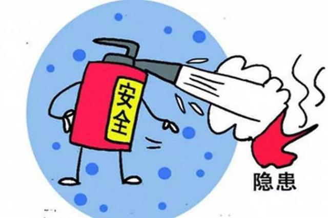 吉安20家单位存在火灾隐患 世纪华联超市等上黑榜