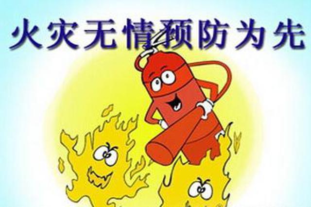 上饶斯达大酒店等13家单位存在重大火灾隐患
