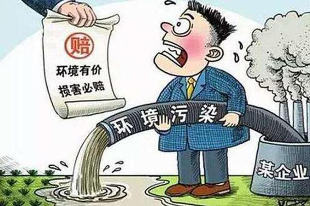 九江中院受理江西首例生态环境损害赔偿案将于29日开庭