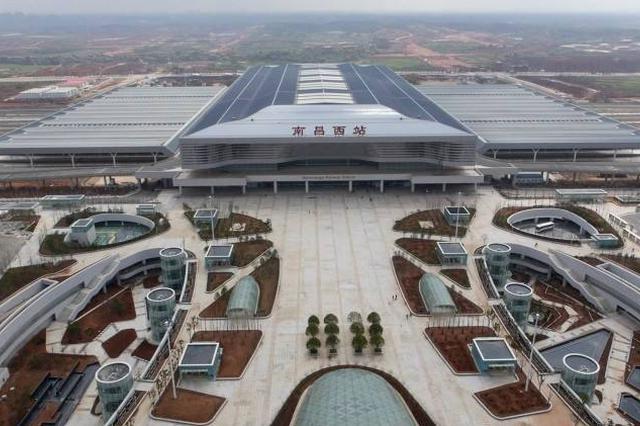 南昌西站周边将新建一大型停车场 设计856个停车位
