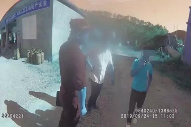 景德镇一男子被拘留3天 只因在这里点了根烟