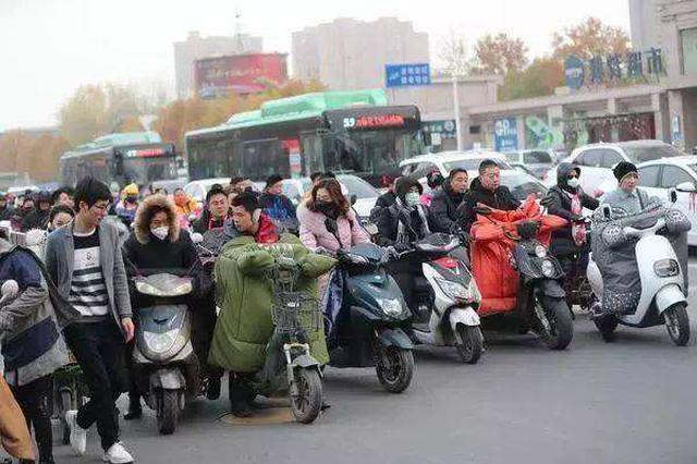 萍乡电动车管理办法征意见 市民可报名参加听证会