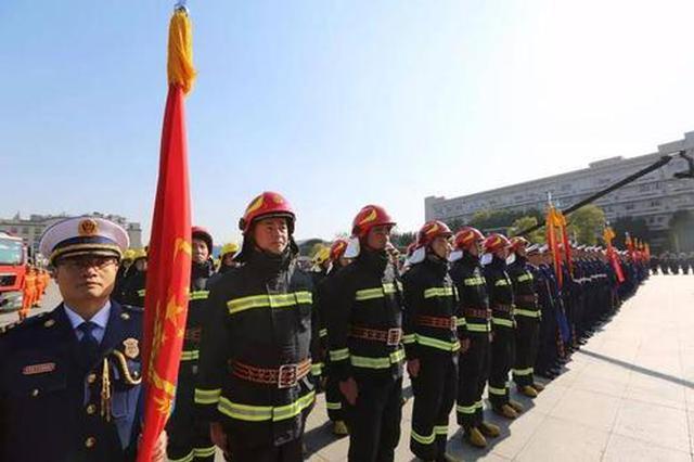 江西省应急救援队伍进入备战状态