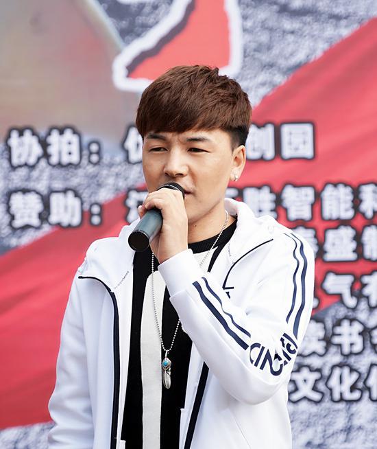 《中国好声音》年度总冠军旦增尼玛担纲主演
