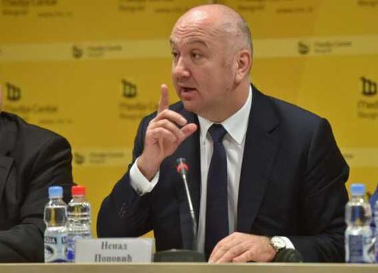 塞尔维亚将与科索沃谈判 条件是需要中美俄调解