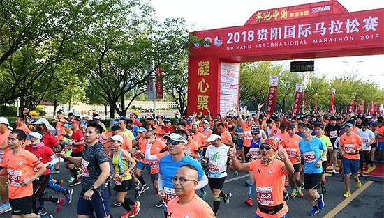 """贵马手记:中国马拉松正制造""""微型小长假""""现象"""