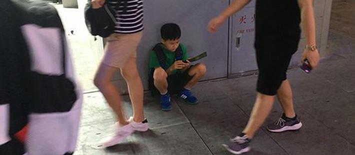 昔日游戏少年为父 该为孩子担忧吗