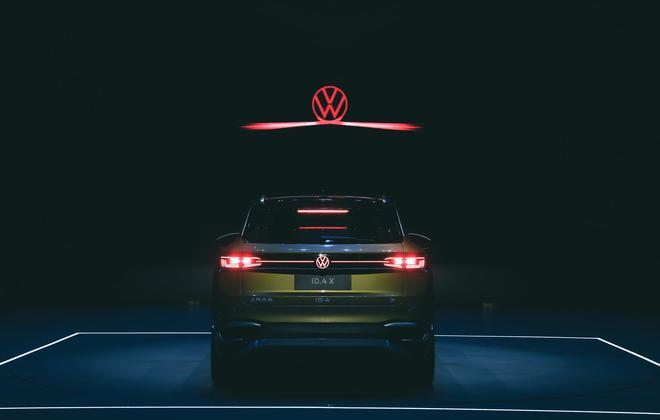 点亮你心中的光 上汽大众全新纯电SUV ID.4 X上市交付