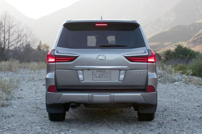 内部文件曝光 雷克萨斯将推出LX600车型