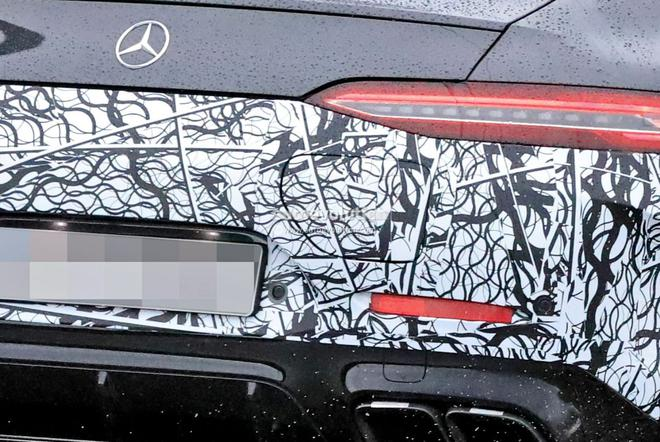 梅赛德斯AMG GT 73插电式混动车型谍照曝光 马力可达805匹