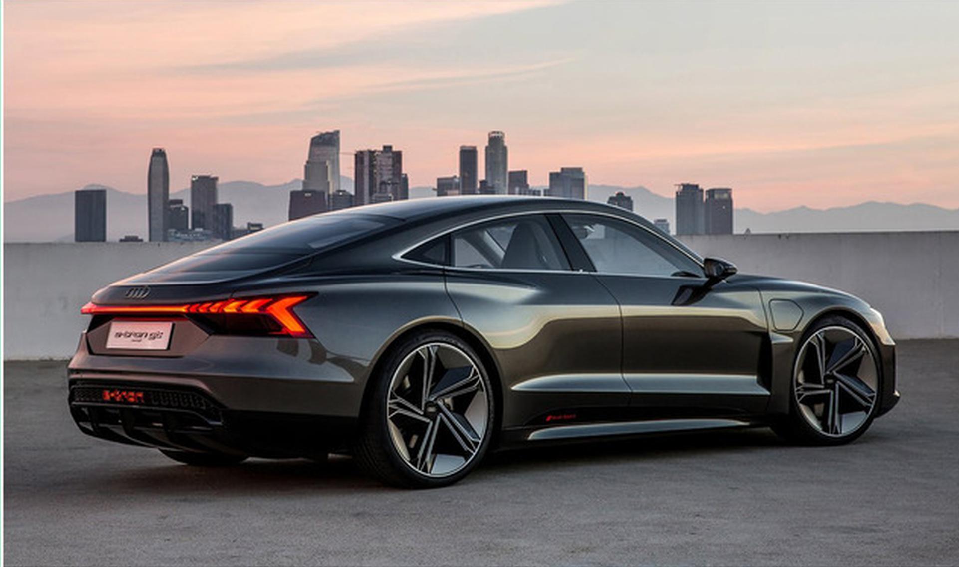 奧迪打造高性能電動車 今年或將亮相