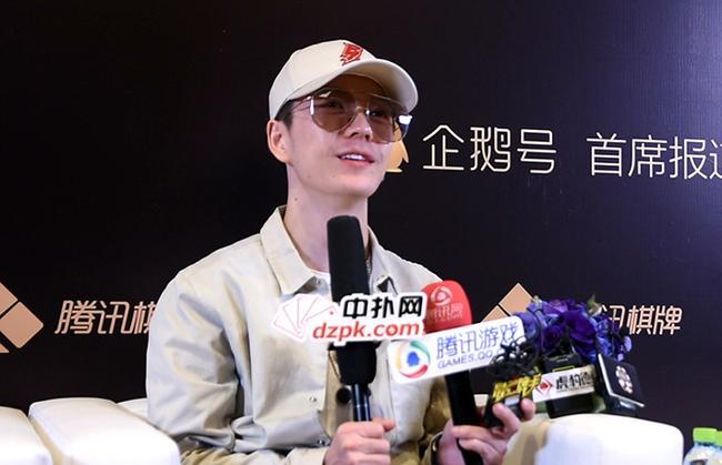 王栎鑫:德扑改变了自己的性格 希望能拿WSOP冠军
