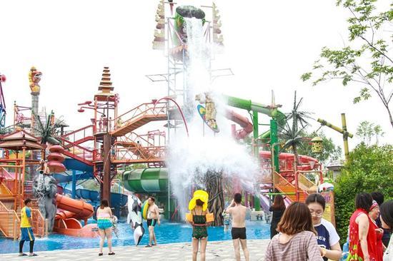 辽宁抚顺约群_热高乐园巴厘岛水世界迎来盛大开园全新神庙区带来正宗东南亚