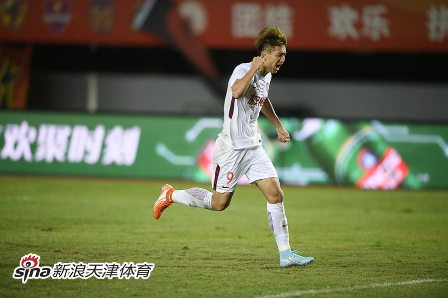 2020年8月5日 中超 河南建业vs广州富力 比赛录像