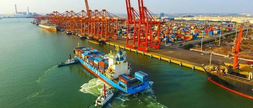 钦州,圆梦亿吨大港!