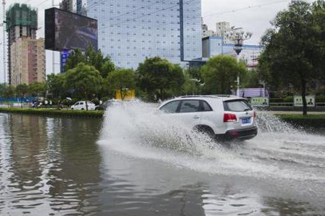 注意!未来三天广西中北部有强降雨和强对流天气