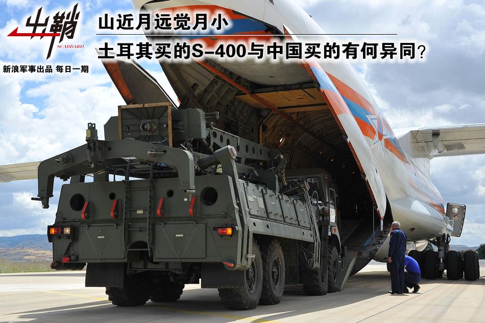 土耳其S-400与中国买的有何异同?