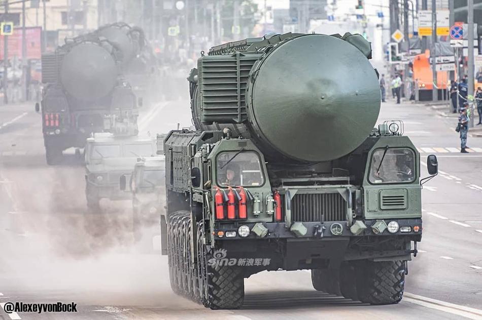 一次看过瘾!俄罗斯胜利日阅兵彩排上的地面武器装备