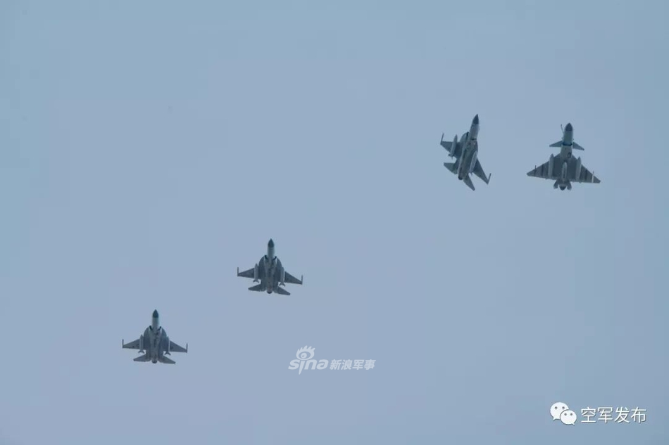 中巴空军联训首次全程体系对抗 巴方盛赞中国飞行员