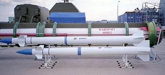 S400导弹