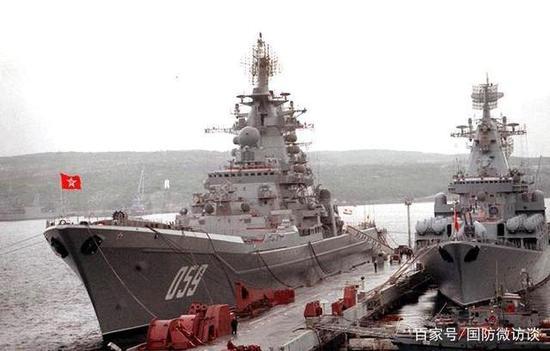 中国舰艇发展史:那些年差点加入中国海军的外国军舰