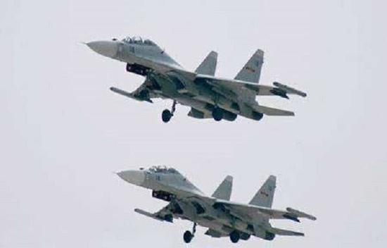 苏-30MK2列装终结了海航无三代作战飞机的历史