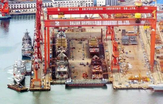 中国海军继续下饺子 5年内神盾舰数量或超过40艘