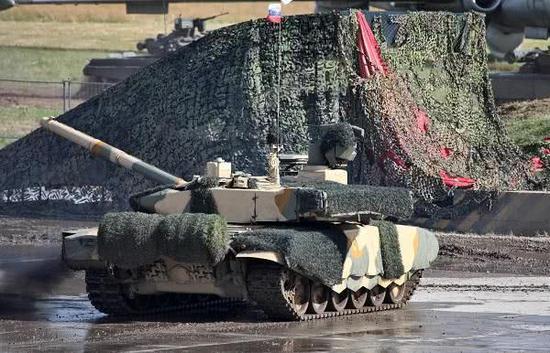 巴铁希望哈里德II能够压制印度陆军即将装备的T-90MS主战坦克