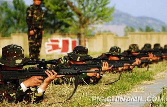 此前国内装备主力是88狙击步枪