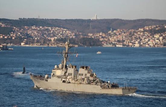 俄媒:土耳其考慮封鎖博斯普魯斯海峽 警告俄羅斯