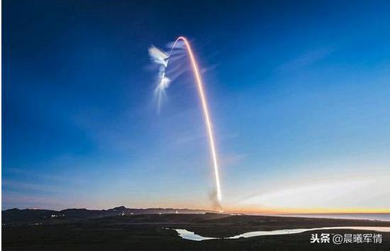 """美国2018年航天发射遭遇""""开门暗"""""""