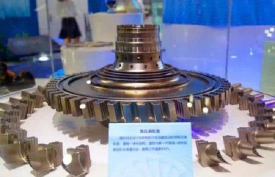 高压涡轮的耐性受能力直接决定着发行机涡轮前温度高矮