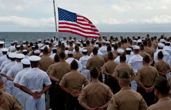 美国想通过夸大中国海军军舰的数量,达到自己扩充军力的目的